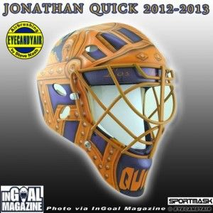 jonathan quick mask - Google Search