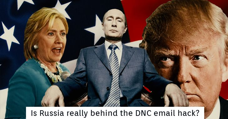 Is Russia Behind the DNC Hack to Help Donald Trump? FBI Initiate an Investigation #esflabsltd #securityawareness #cybersecurity