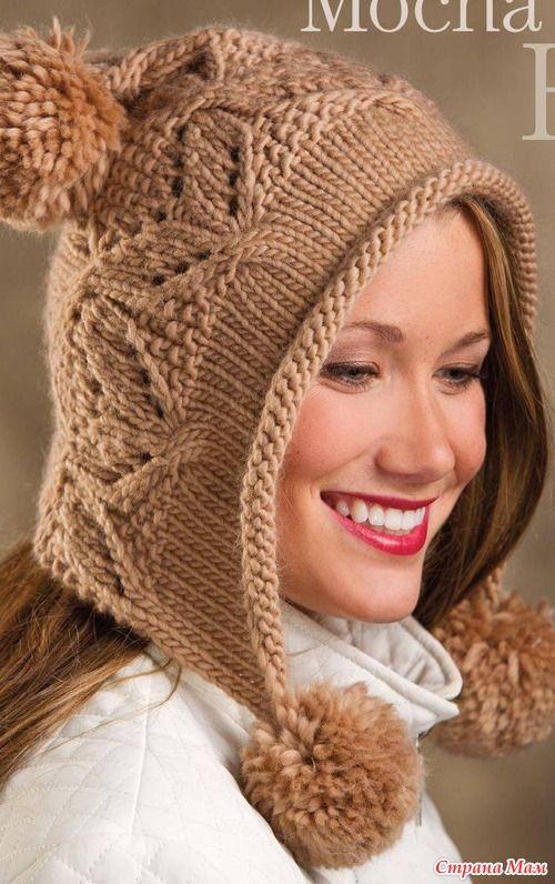 Всем привет! Начинаем вязать вот такую красивую шапочку капор Маргаритка спицами. Опрос проводился тут http://www.stranamam.ru/  Вот что у меня есть по этой шапочке. Узор Маргаритка