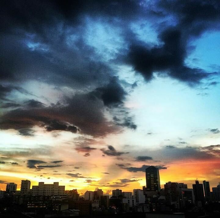 MANIZALES #atardecer #sunset #colors
