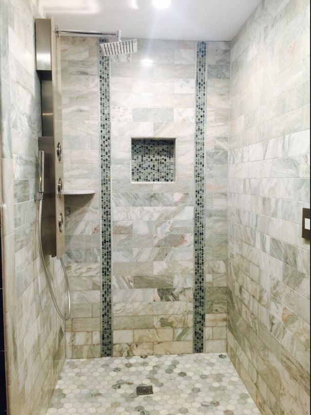 A Mix Of Biltmore And Lady Onyx Marble Your Thetileshop