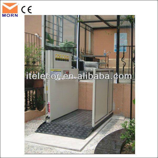 Outdoor Lift Elevators 1500 3000 Lifts Elevators Pinterest Building Ideas Small Tables