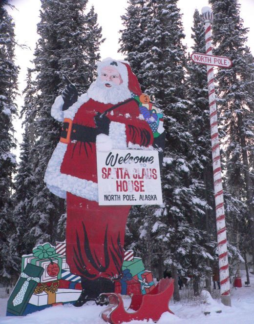 1000 Images About Christmas And North Pole Alaska On