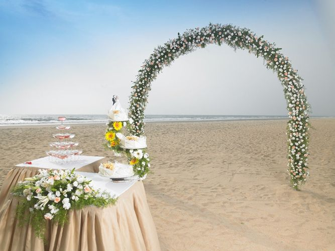 Zuri White Sands Resort (Beach Weddings in Goa) India