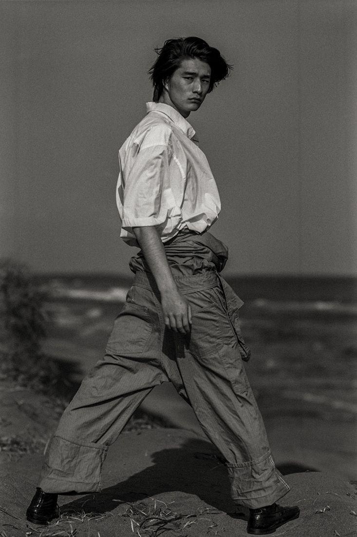 Shintaro Yuya by Kiyoe Ozawa