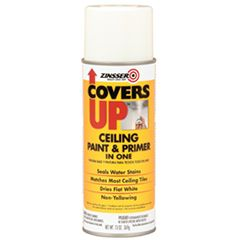 Zinsser COVERS UP™ Ceiling Paint & Primer In One Product Page