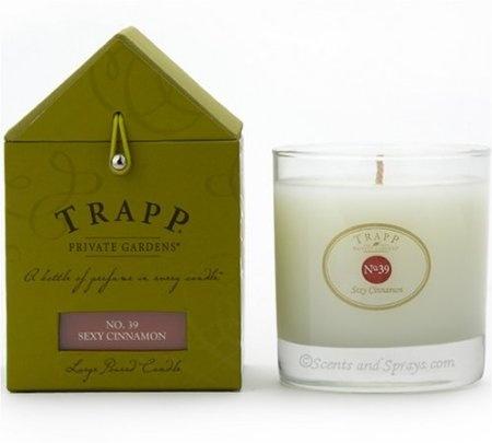 Amazon.com: Trapp Candle No. 39 Sexy Cinnamon 7oz: Home & Kitchen