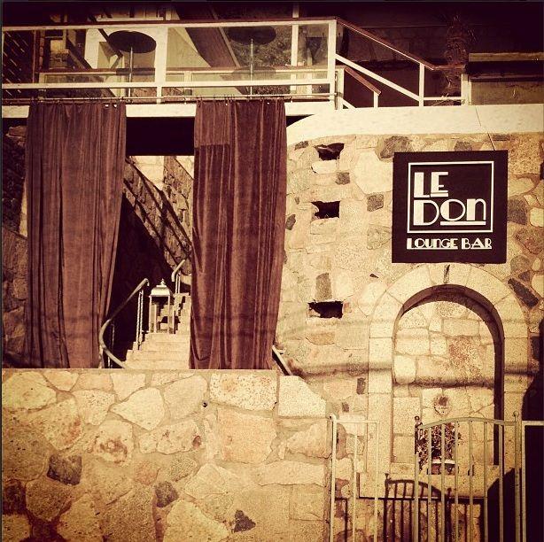 Proyecto lounge bar Le Don verano 2013 por Karinna Arancibia #karinnaArancibia #Ledon #reñaca
