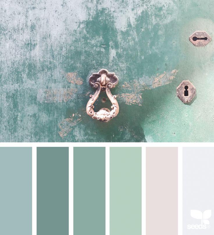 A Door Tones | Design Seeds