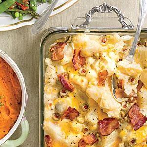 Hot Potato Salad Recipe | MyRecipes.com