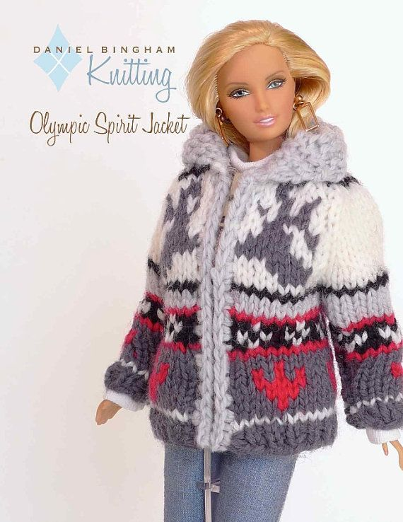 46 Best Knit And Crochet Barbie Patterns Images On Pinterest