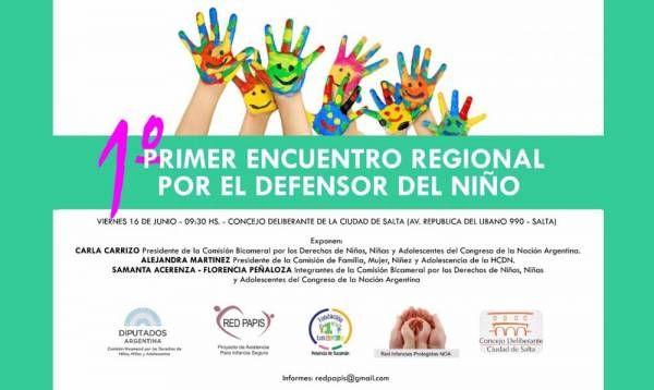 Defensor del Niño: portavoz y garante de sus derechos