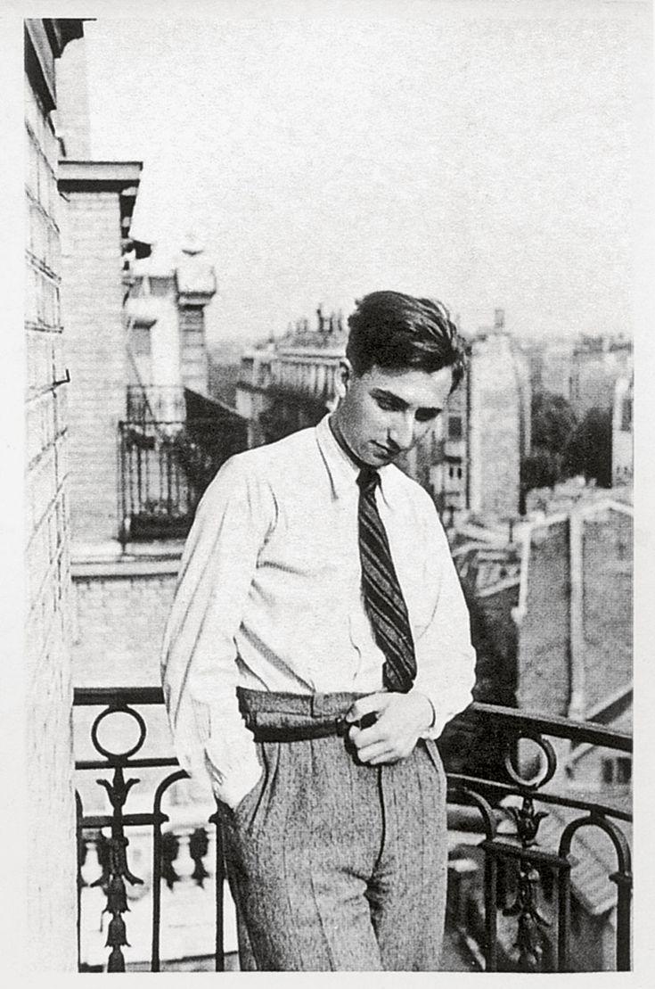 Roland Barthes en 1935