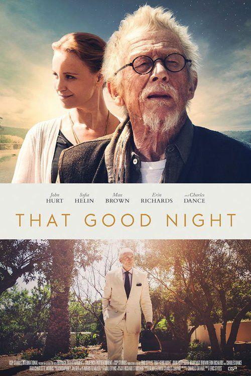 That Good Night (2017) Full Movie Streaming HD