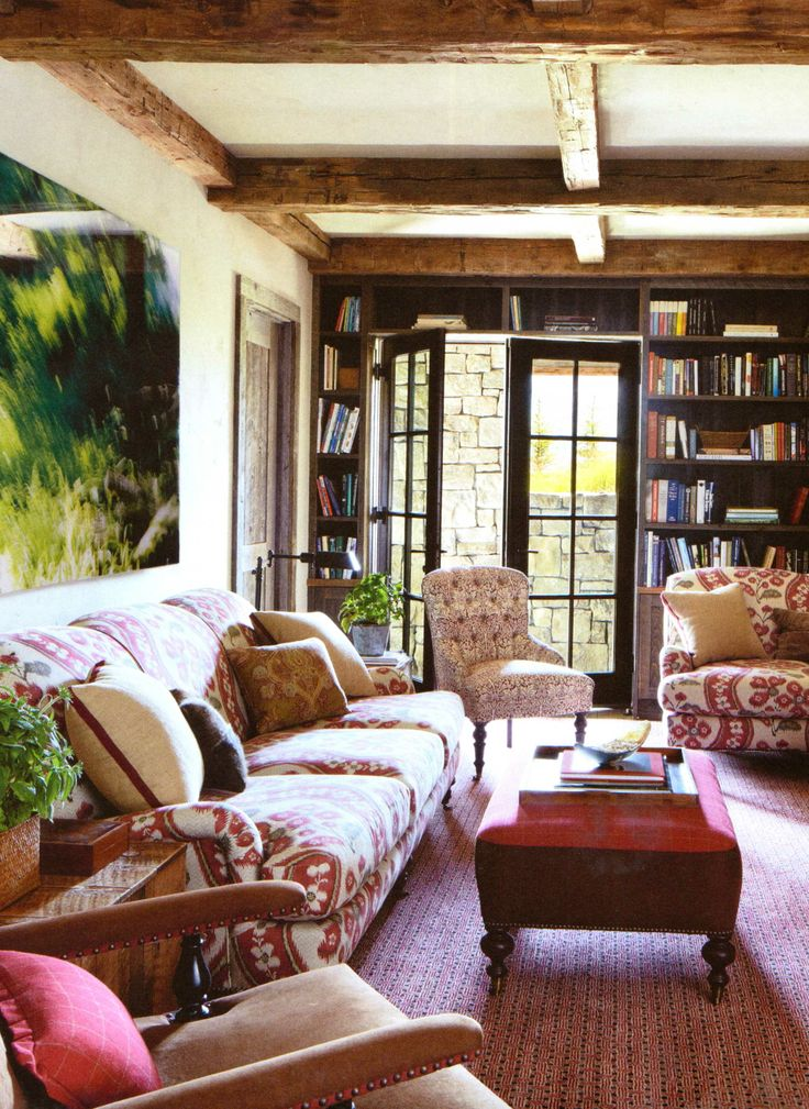 Casual Living Rooms Pinterest