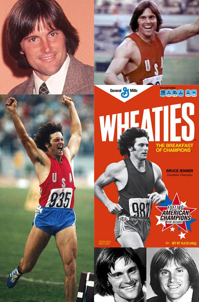 Bruce Jenner won the gold medal in the Decathlon at the 1976 Summer Olympics in Montreal.