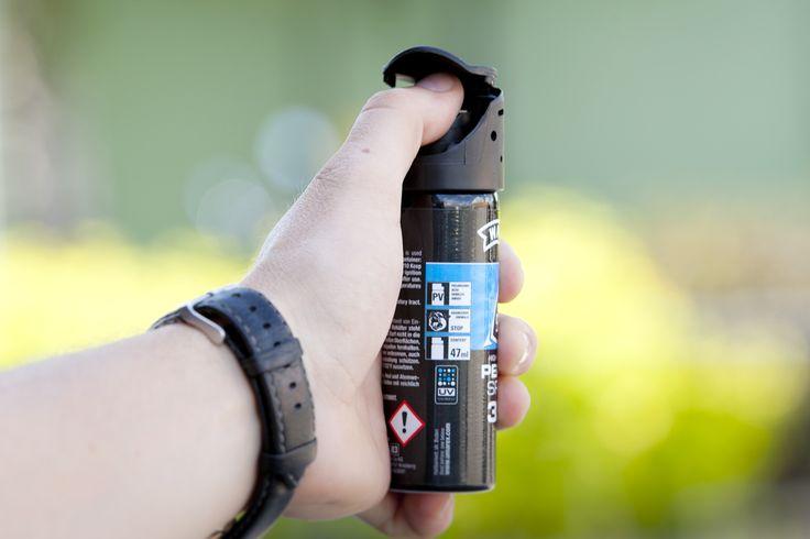 Gaz pieprzowy Walther Pro Secur UV 360°
