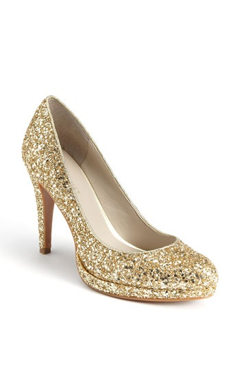1000  ideas about Gold Glitter Shoes on Pinterest | Sparkle heels ...