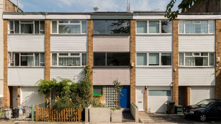 London terrace house renovation makes major award shortlist,   This 1960s London terrace house has undergone an extreme makeover by the design team at Archmongers. The house, known as the Clock House, has bee...,  #Award #featured #galleries #home #House #london #news #REnovation #terrance
