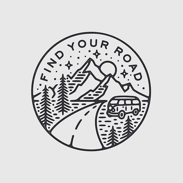 find your road