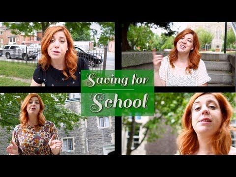 ▶ Money Awesomeness: How to Save For School Part 1! Watch this video for tips on how to effectively save for your child's education.