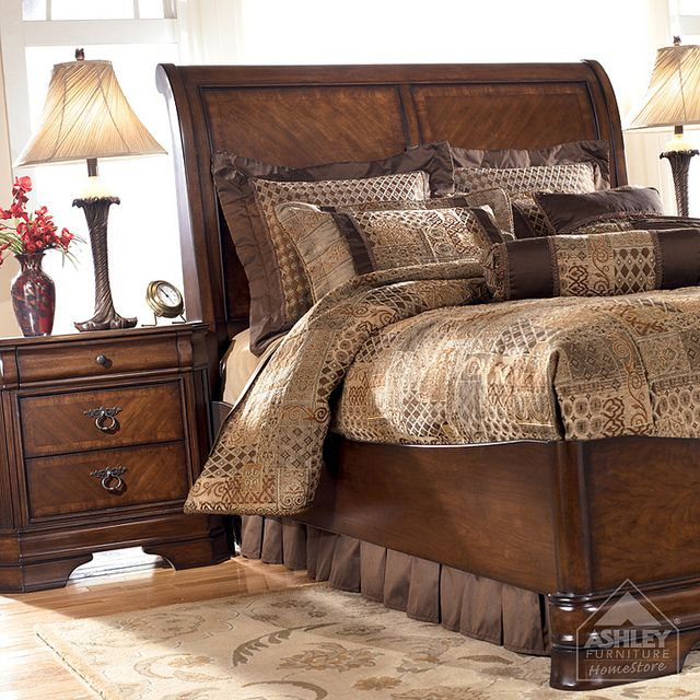 Ashley Furniture Clearance | Ashley Furniture HomeStore - Hamlyn Panel Headboard | Flickr - Photo ...