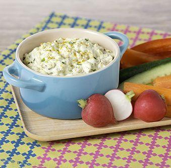 Essayez cette délicieuse recette de Trempette aux artichauts et au cari dès aujourd'hui !