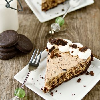 Thin Mint Pie | nom nom | Pinterest