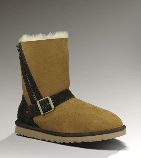 #NewBootsHub# com #ugg #ugg boots #ugg winterboots #ugg sheepskin Womens 2013 Uggs Blaise Chestnut Boots http://www.winterboots20...
