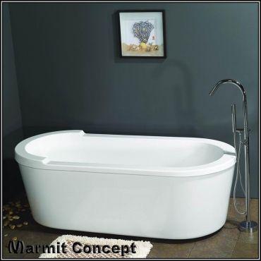cada baie Livia, cada baie ovala, cada baie fara panou, cada baie dintr-o bucata