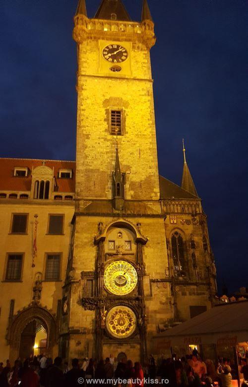Travel Journal: Prague 2016 - Astronomical Clock http://www.mybeautykiss.ro/jurnal_de_vacanta_praga_2016.php