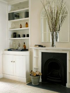 Ideas to decorate alcoves. Bar.