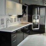 Угловые кухни в современном стиле фото
