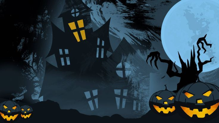 The 24 best free halloween powerpoint templates images on halloween is coming soon are you already prepared http toneelgroepblik Gallery