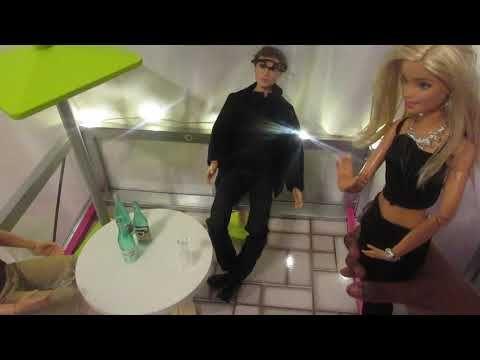 Barbie new house tour