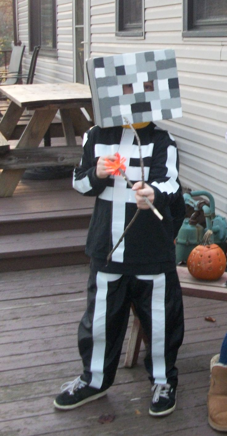 14 best Minecraft Halloween Costumes images on Pinterest
