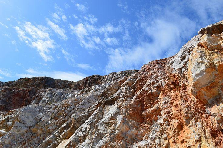 Cariera de calcar de la Carpinet   Bihor in imagini