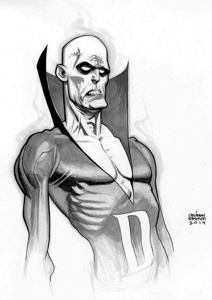 Deadman by Andrew C. Robinson