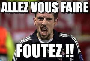 Pour le plaisir : la Marseillaise revisitée par Franck Ribéry