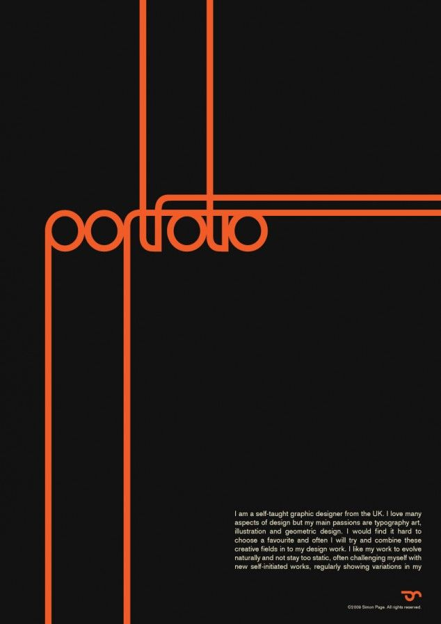 Best Folio Images On   Page Layout Portfolio Covers
