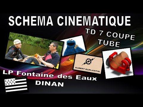 Schéma Cinématique TD7 - Dessin Industriel -