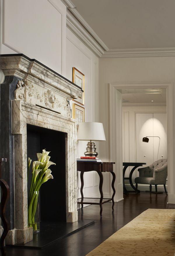 Rosewood London                                    Tony Chi季裕棠作品-伦敦瑰丽酒店