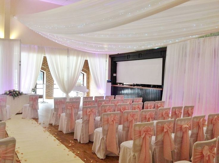 10 best wedding marque styling images on pinterest wedding places luxurious pale blush styling with low ceiling and wall draping junglespirit Choice Image