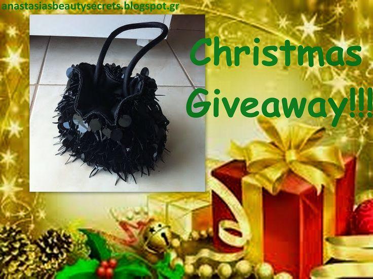 Christmas giveaway!!! | Anastasias Beauty Secrets