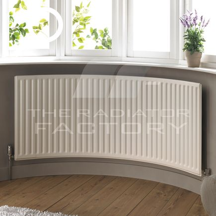 Bay window radiators