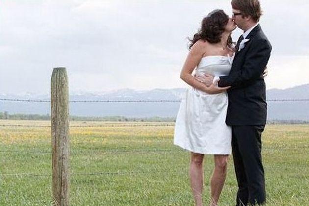 Annie powell wedding