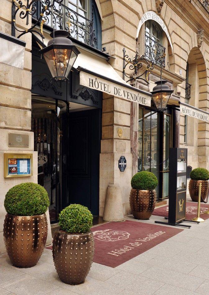 Hôtel de Vendôme, 1 Place Vendôme, Paris I