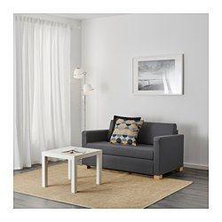 IKEA - SOLSTA, Sofá-cama de 2 lugares, ,