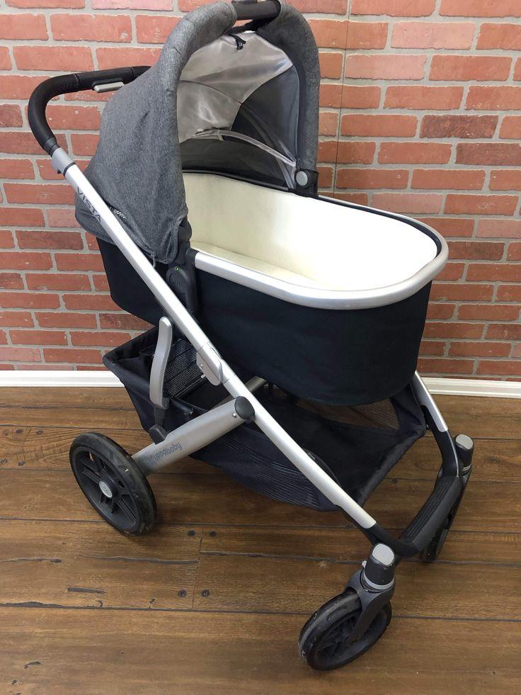 UPPAbaby VISTA Stroller, Jordan (Charcoal Melange