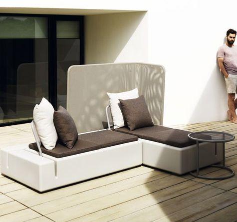 looms vondom gartenm bel pforzheim kes lounge outdoor living looms pinterest loom. Black Bedroom Furniture Sets. Home Design Ideas
